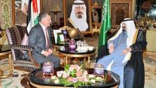 Saudi, Jordan kings meet on regional concerns