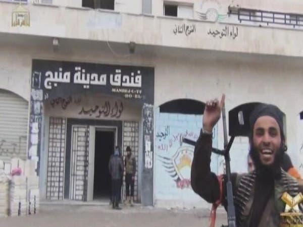 """مقتل 130 من """"داعش"""" في معركة طرد التنظيم من منبج"""