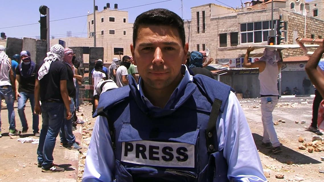 Ayman Mohyeldin rose to prominence following his coverage of the Gaza war over the summer for NBC News. (File photo courtesy: NBC News)