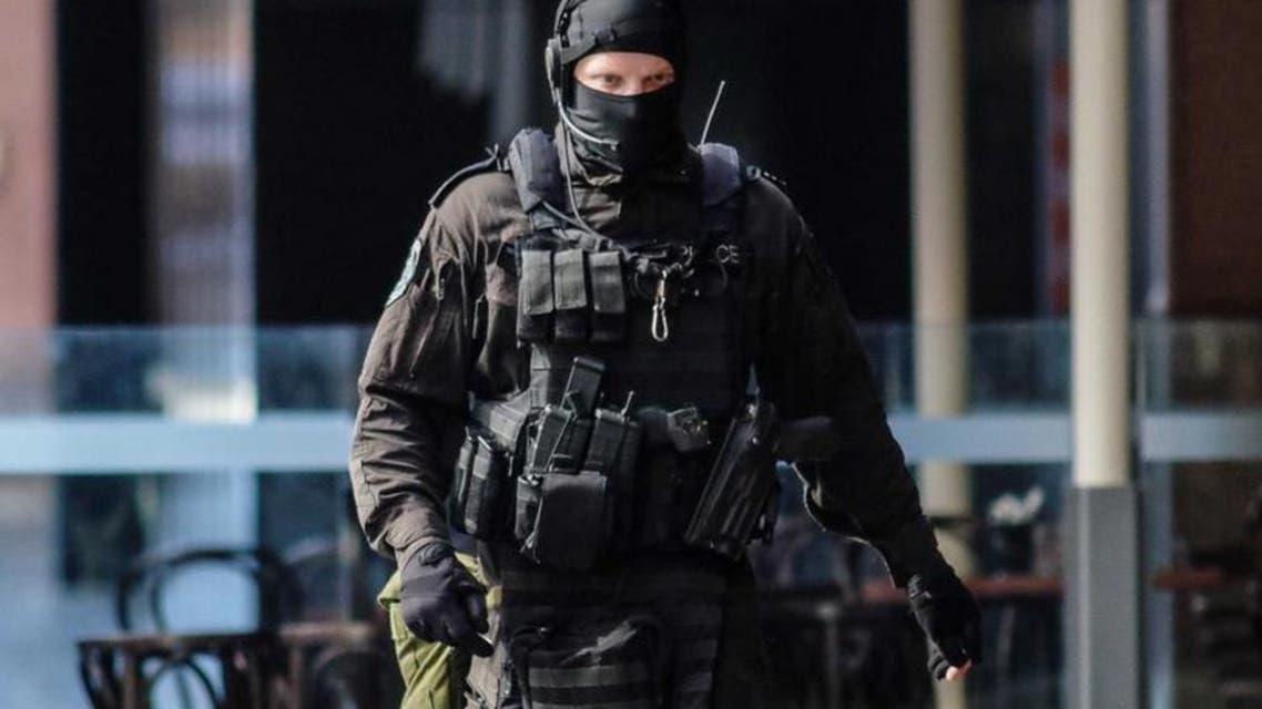 تحرير الرهائن في مقهى في سيدني استراليا