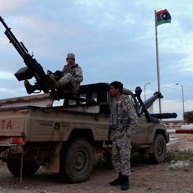 محتجون يوقفون العمل بمرفأي رأس لانوف والسدرة في ليبيا