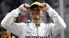 F1 champion Lewis Hamilton wins BBC Sports Personality of the Year