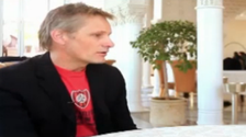 Watch: Viggo Mortensen talks about Marrakech Film Festival