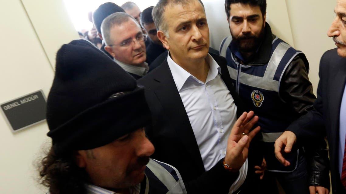 Turkey arrests - Reuters