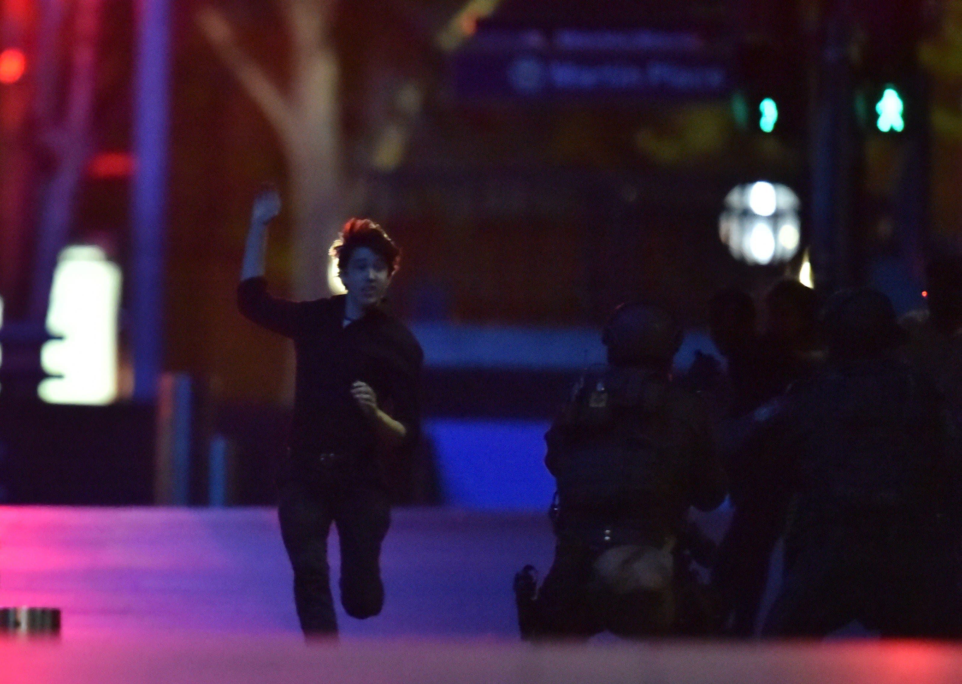 Police end Sydney siege