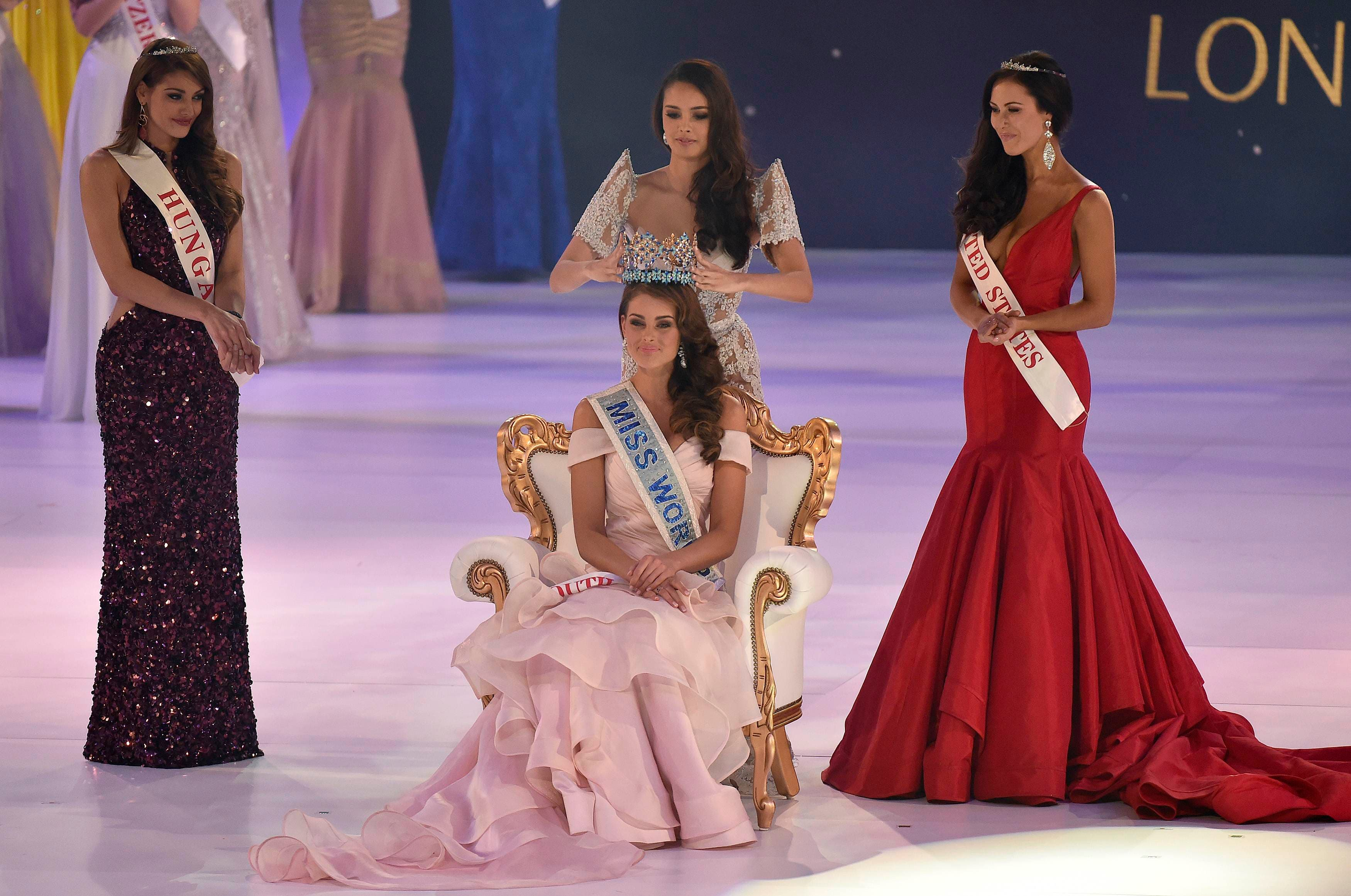 Miss South Africa crowned as Miss World