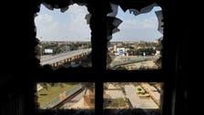 Libyan air strikes pound targets at Tunisian border