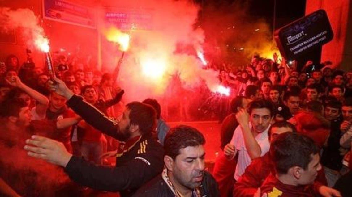 Turkey fans AFP