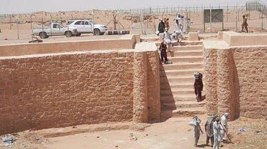 """طرح مشروع ترميم """"درب زبيدة"""" التاريخي بالسعودية"""