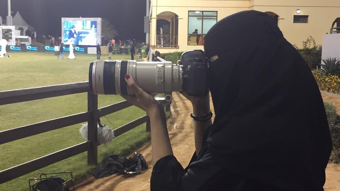 المصورة سحر الحماد