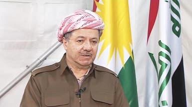 بارزاني: البيشمركة لن تدخل مدينة الموصل