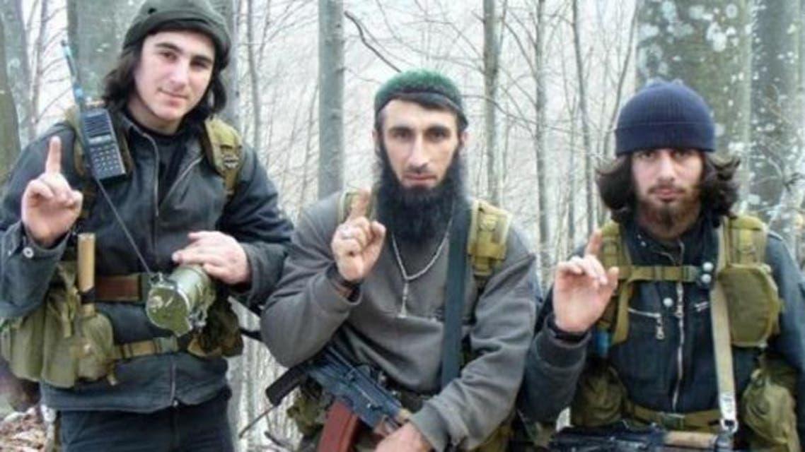 مقاتلون اجانب