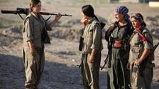 Female fighters battle for freedom and equality in Syria