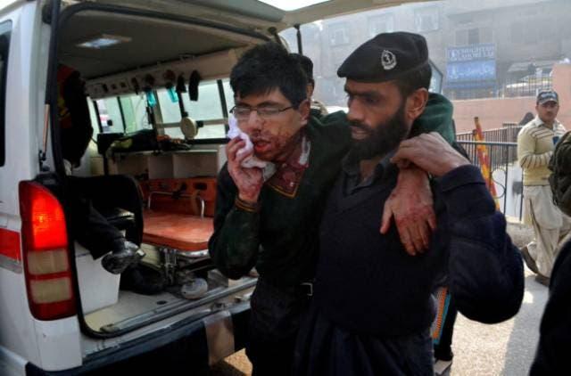 حملے میں زخمی طالب علم