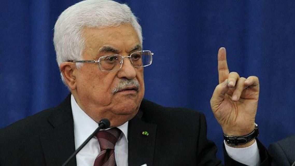 AFP Abbas Palestine