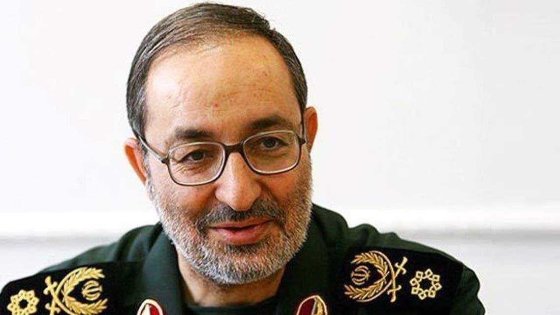 مساعد الأركان العامة للقوات المسلحة الإيرانية العميد مسعود جزائري