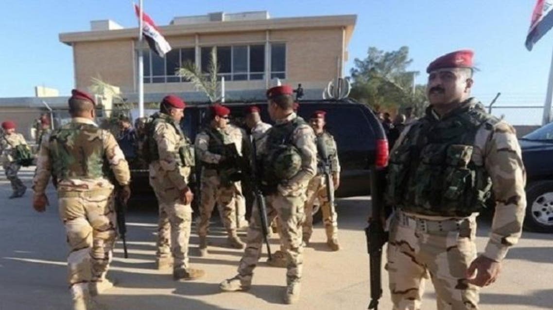 العراق قوات عراقية