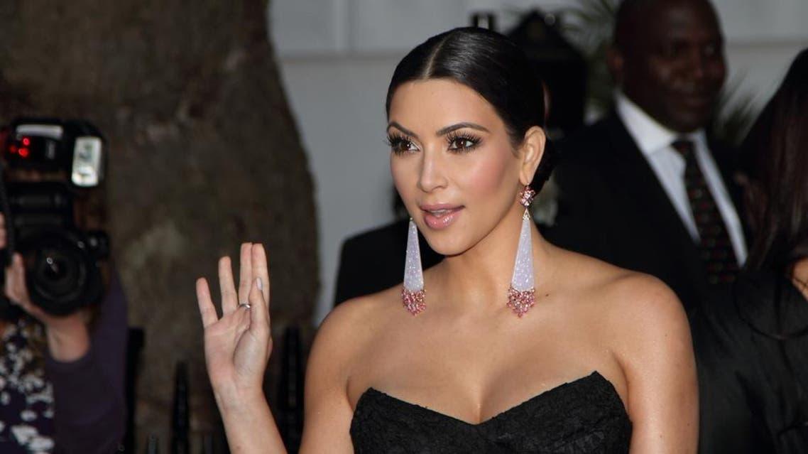 Kim Kardashian shutterstock