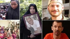 Remembering 2014's captives still held by extremists