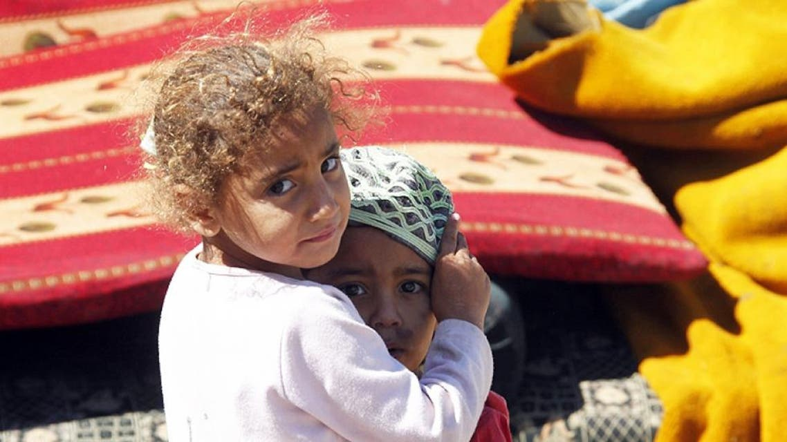 Half of the Syrian population have fled their homes with more than seven million displaced internally. (File photo: Reuters)