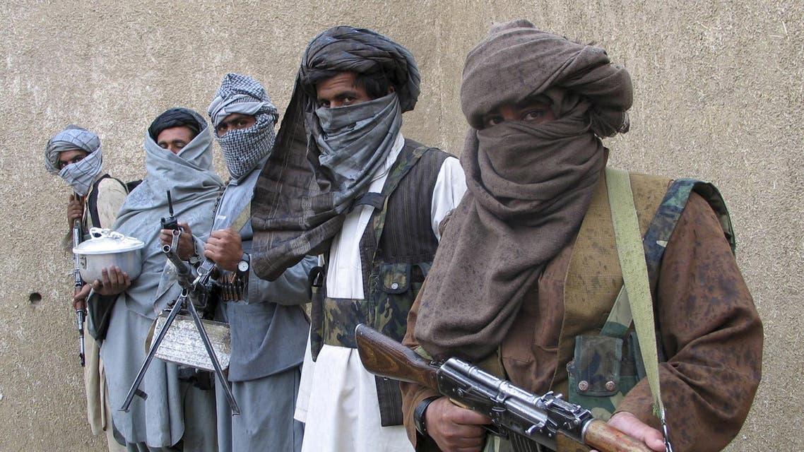 AFP - Afghan taliban