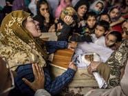 طالبان الأفغانية تدين الهجوم على مدرسة في باكستان