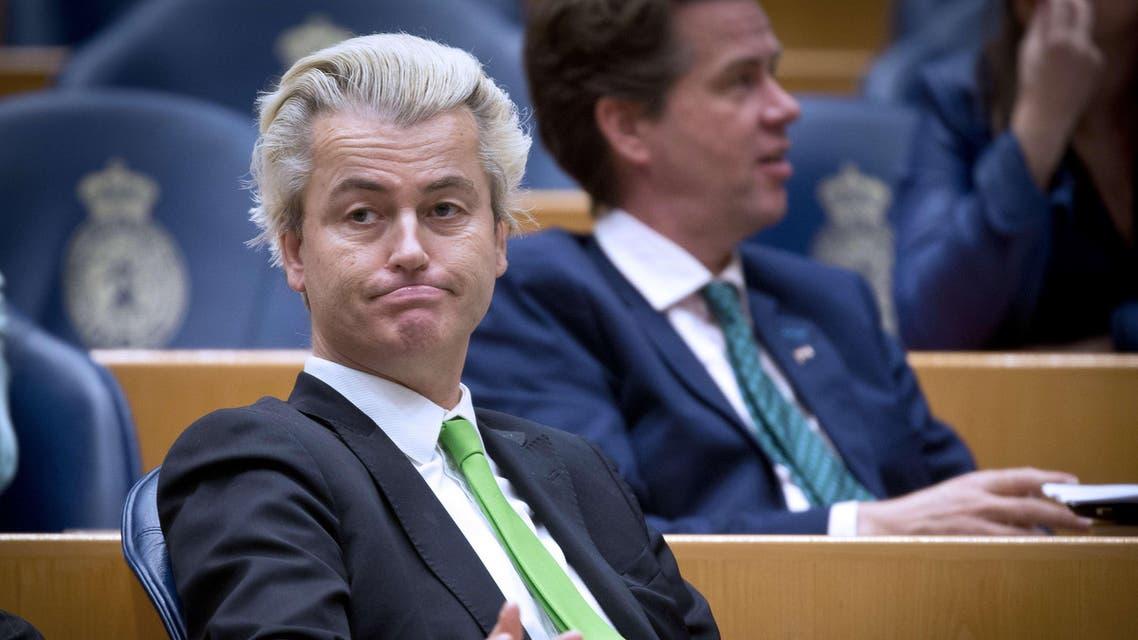 Geert Wilders AFP