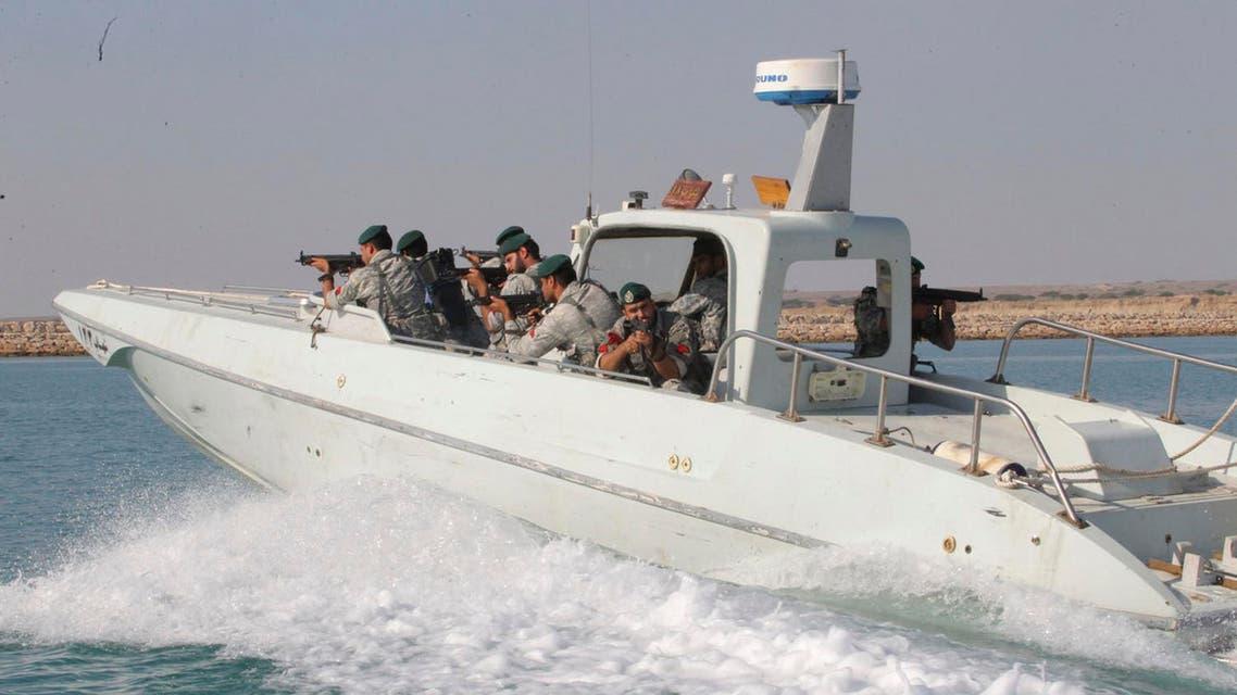 Strait of Hormuz Velayat-90 Iran Navy Reuters
