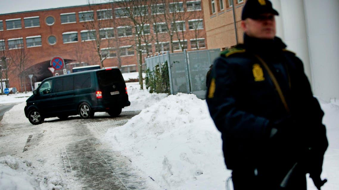 Danish police Copenhagen Denmark Glostrup Reuters