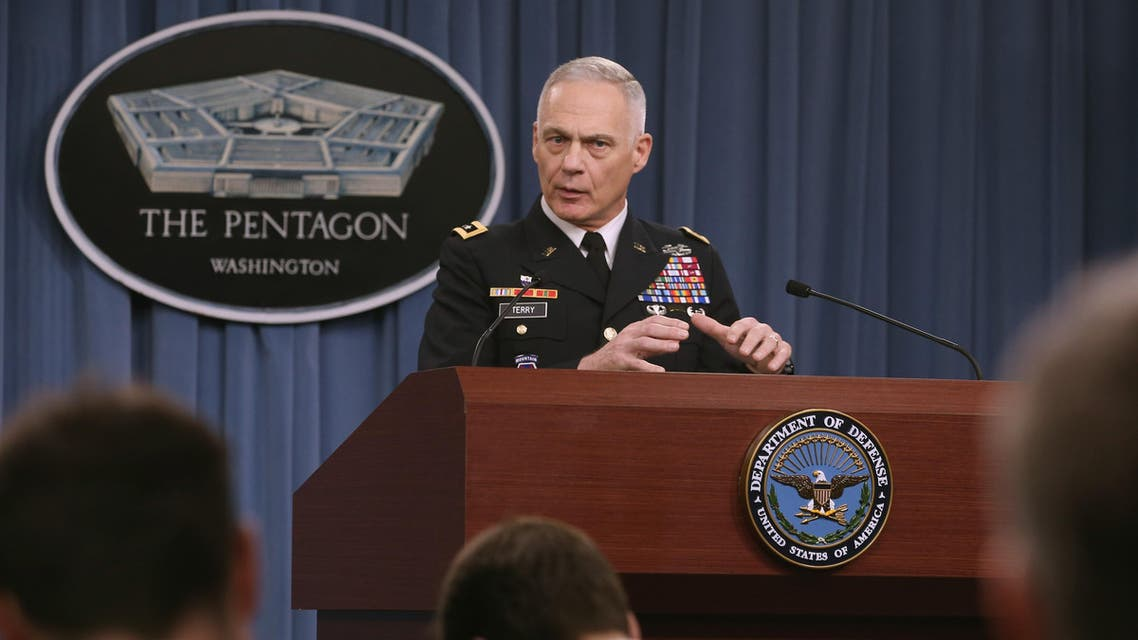 U.S. Lieutenant General James Terry