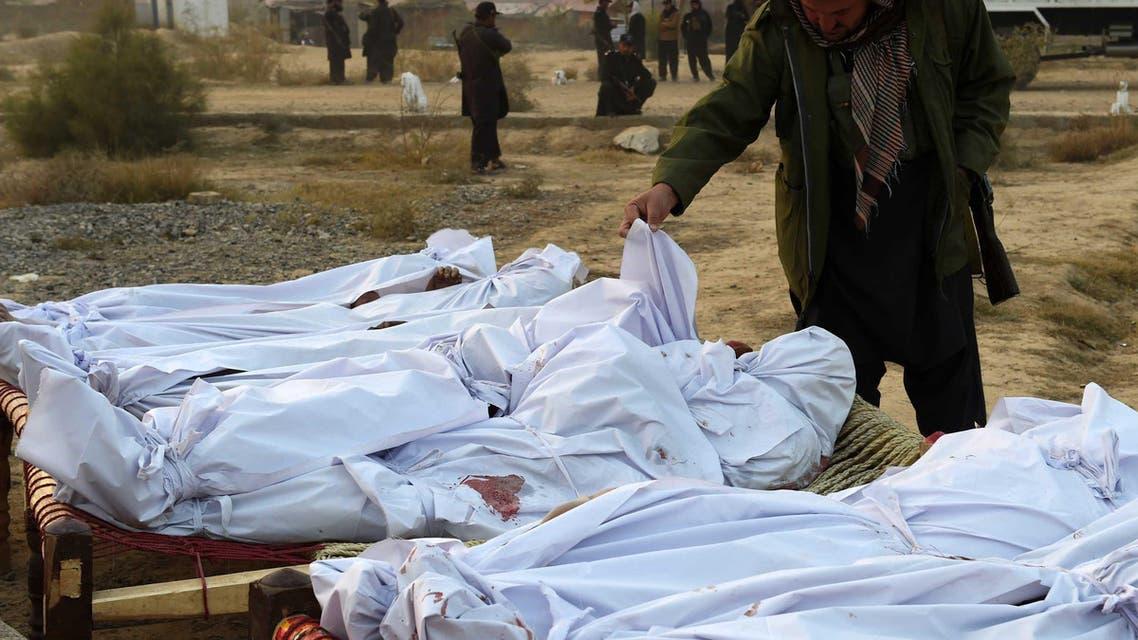 Pakistan militants killed AFP