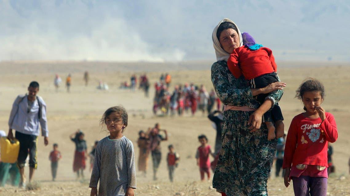 Yazidis Reuters