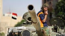 القاعدہ گروپ کا شامی فوج کے ٹینکوں پر قبضہ