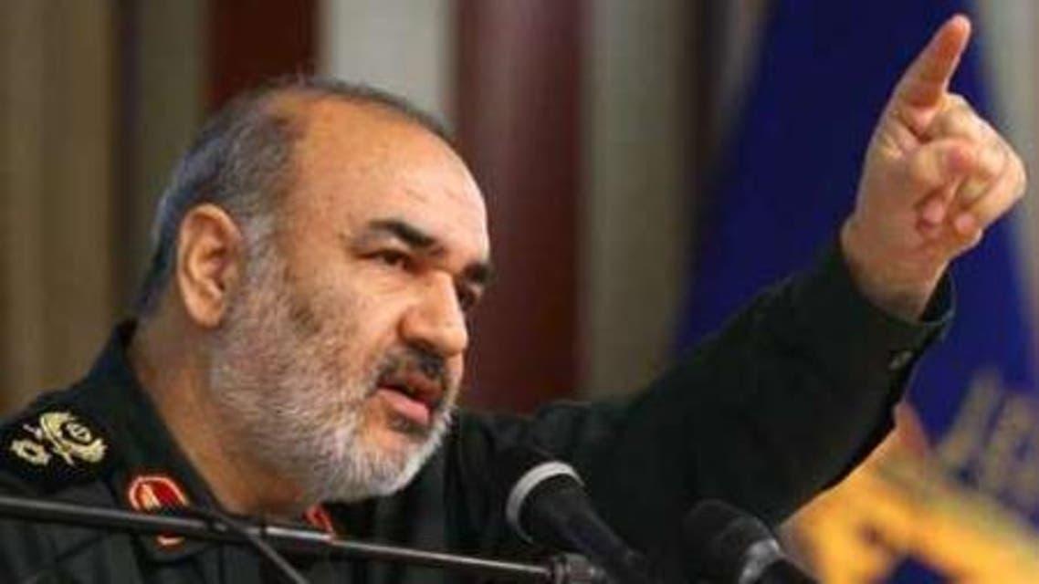 نائب القائد العام للحرس الثوري الإيراني العمید حسین سلامي