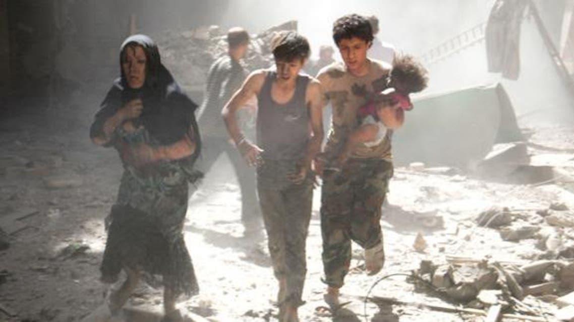 Syria - AFP