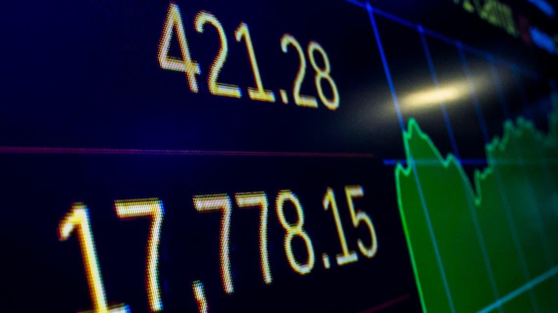 الأسهم الأميركية داو جونز