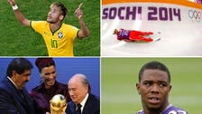 World Cup, Sochi and FIFA: Top 5 sports moments in 2014