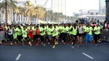 More than 6,000 flock to Nike's #WeRunDXB race