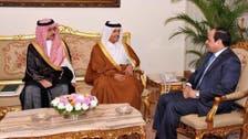 Saudi hails Egypt-Qatar rapprochement