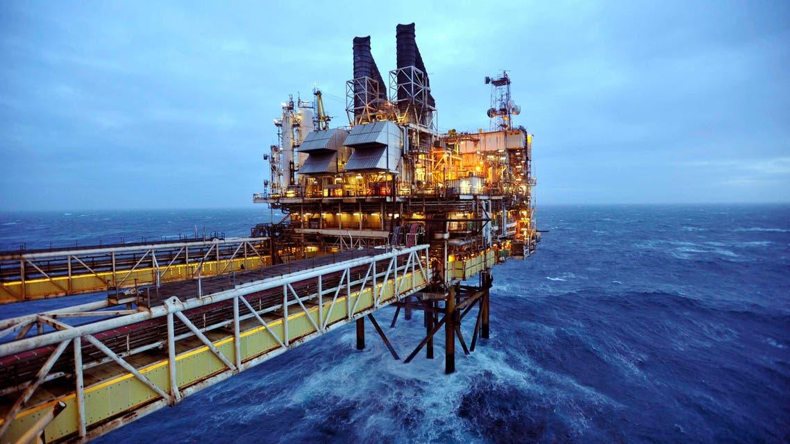 نفط بريطانيا نفط بحر الشمال