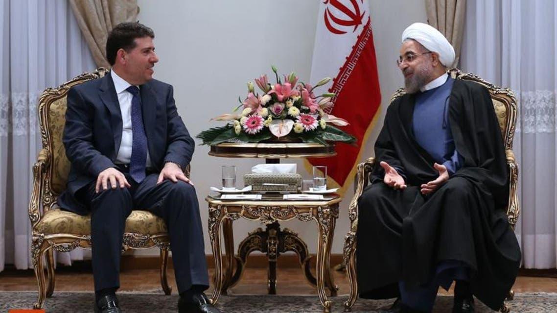 syria&iran