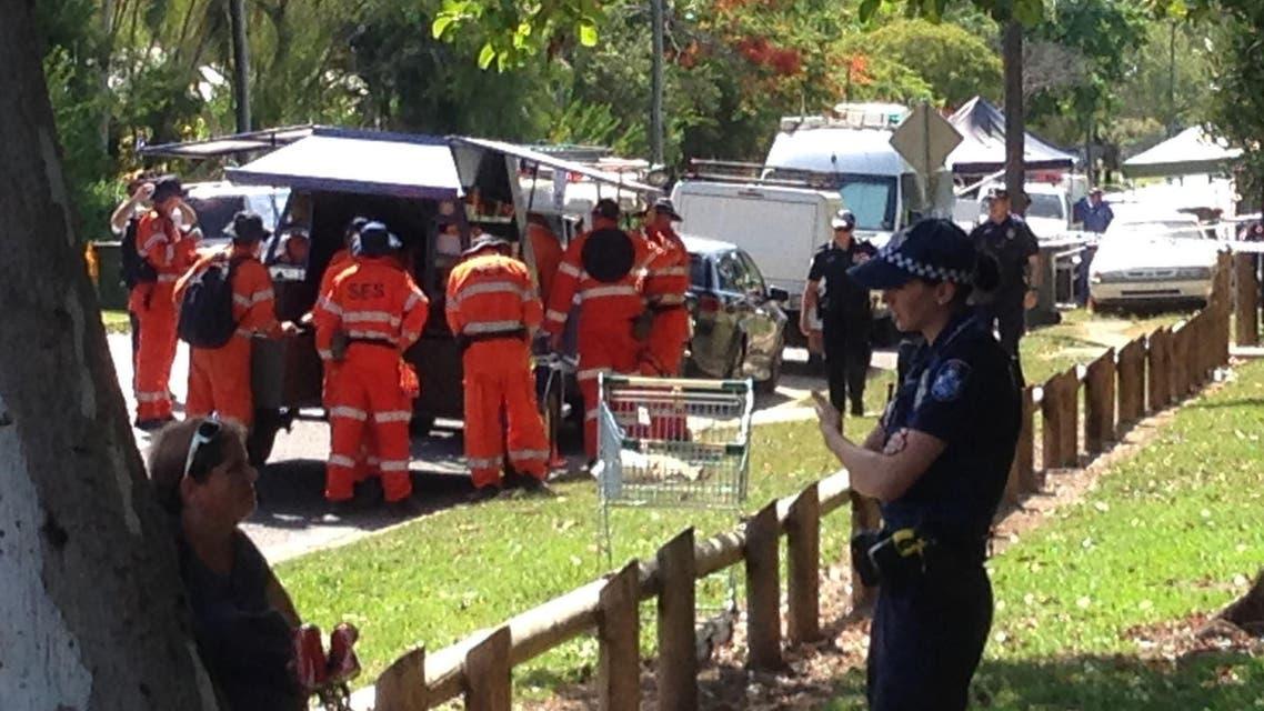 Australia mass stabbing