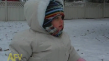 Toddler's woeful rendition of 'Jingle Bells' goes viral