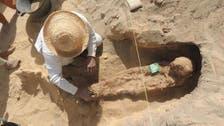 Egypt official denies 'million-mummy' find