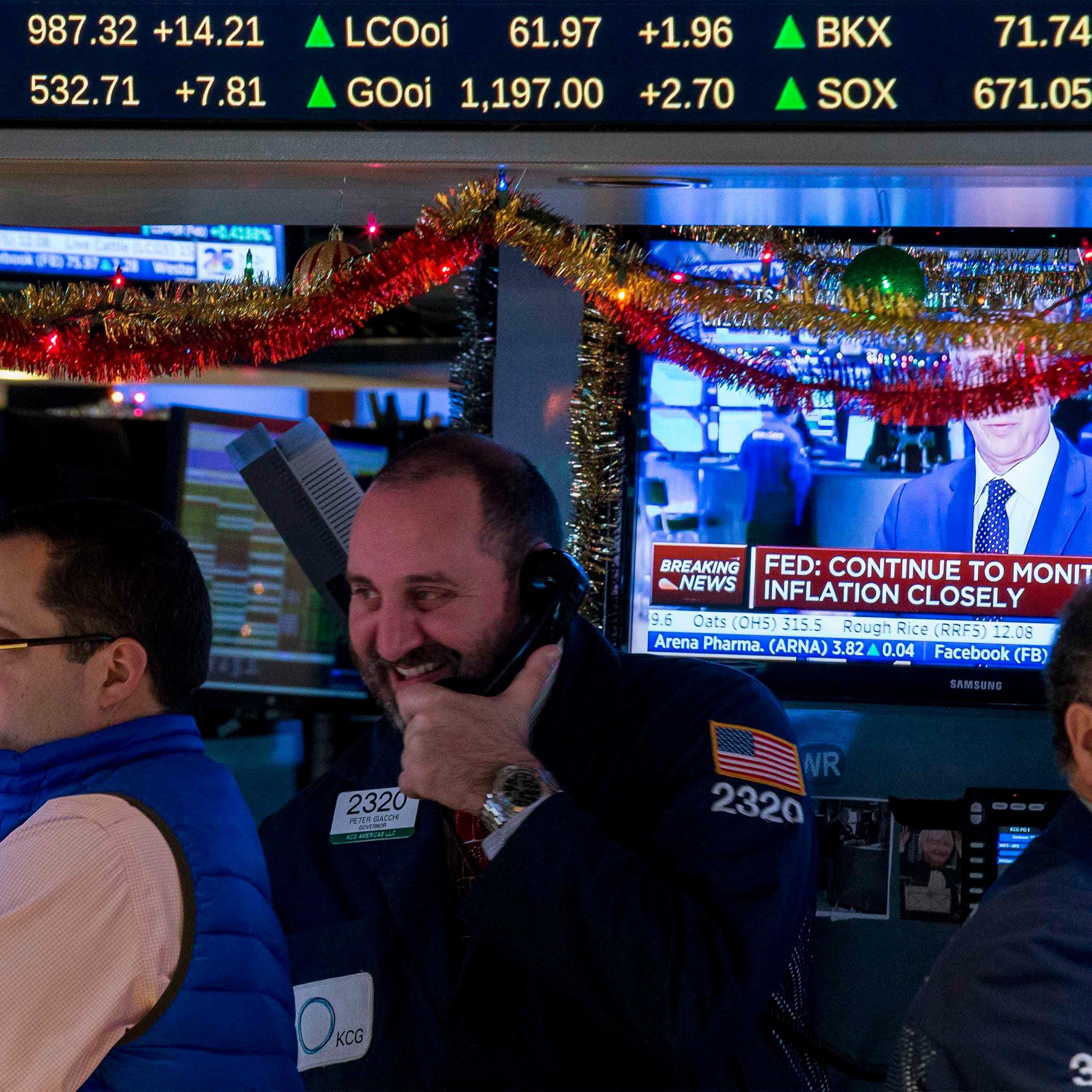 هل يعكس أداء الأسهم الأميركية انتعاشاً حقيقياً؟