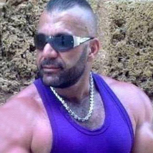 الممثل السوري فهد نجار