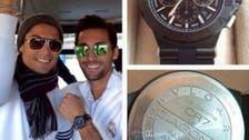 Ronaldo gifts each Real Madrid teammate $10,000 watch