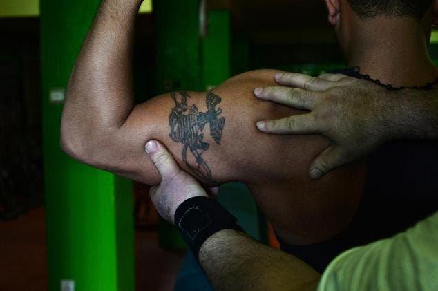 afghan tattoos