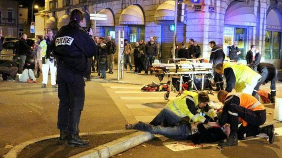 Dijon Paris Twitter Allah Akbar