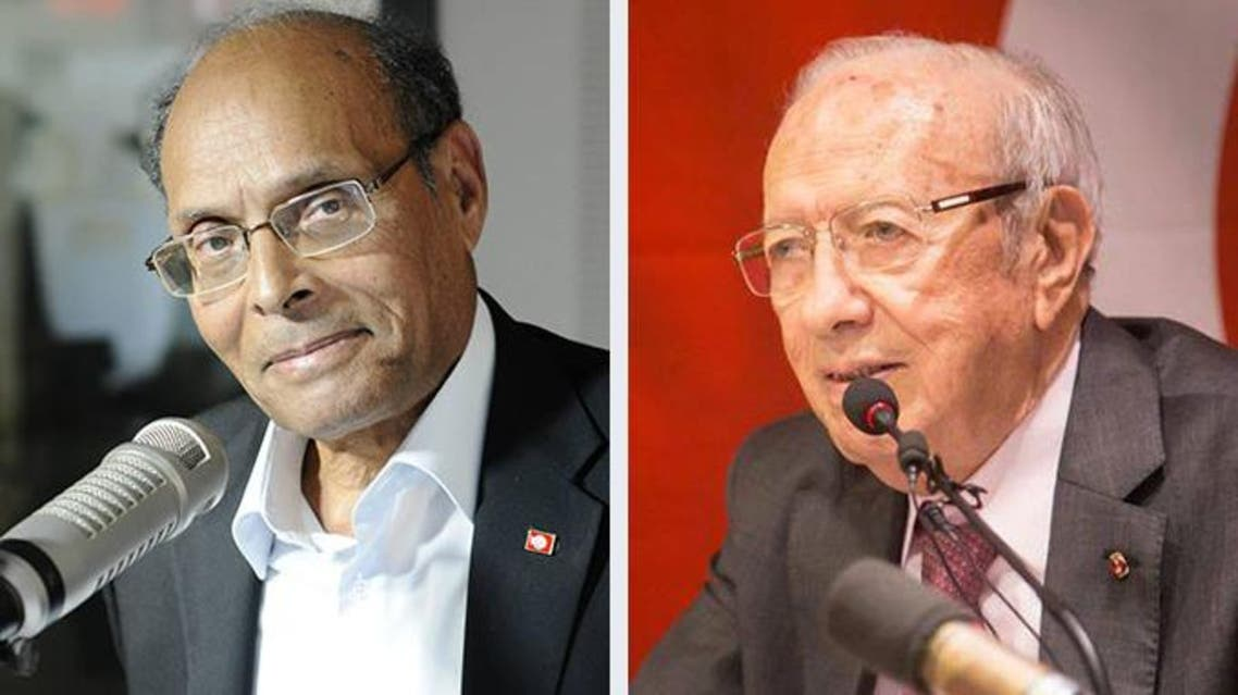 Essebsi and Marzouki